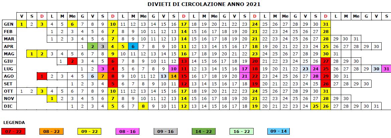 Divieti di Circolazione Mezzi Pesanti in Italia 20 Cattura_205_1.PNG (Art. corrente, Pag. 1, Foto evidenza)